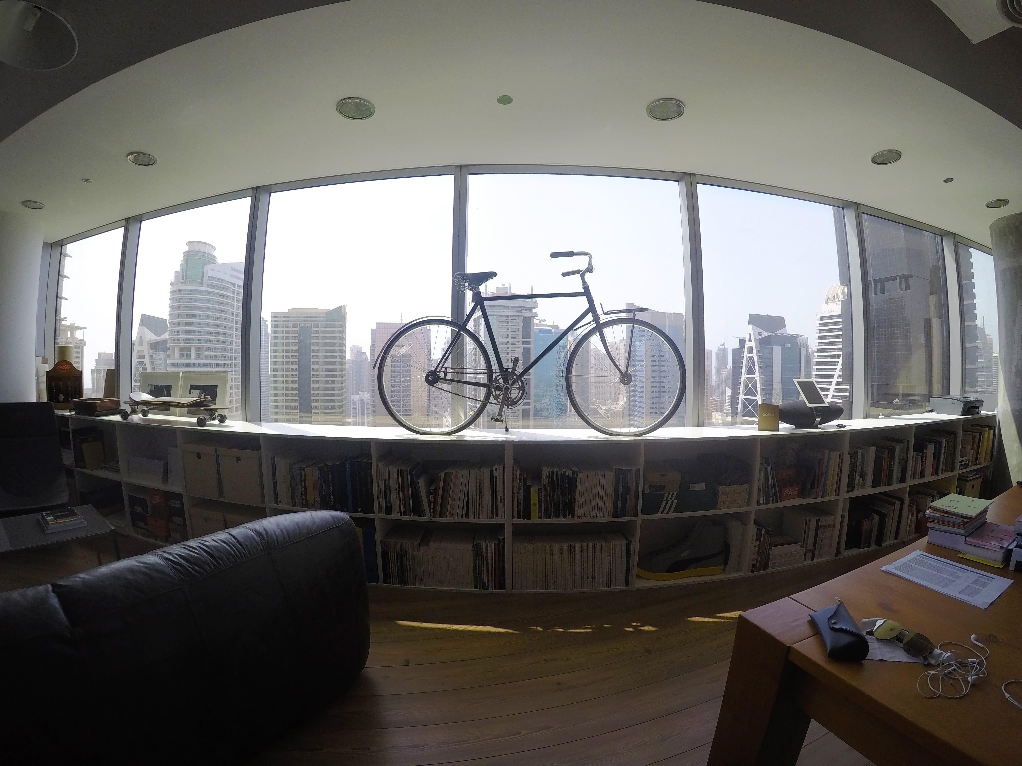 Moloobhoy & Brown's studio in Dubai