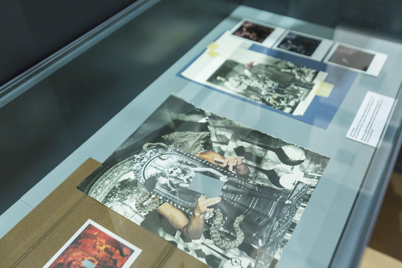 The Fantastical Polaroids of Kaveh Golestan at Art Dubai Modern 2015, curated by Vali Mahlouji